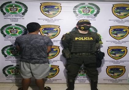 https://www.notasrosas.com/Departamento de Policía Cesar entrega Balance de Operativos realizados, para contrarrestar el accionar delincuencial