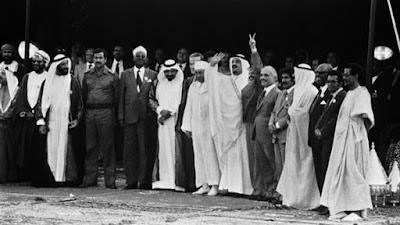 شاهد القمة العربية  بفاس 1981 بقيادة المغفور له الحسن الثاني طيب الله