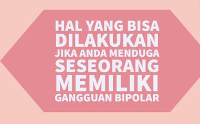Cara Mengatasi Depresi Bipolar Disorder