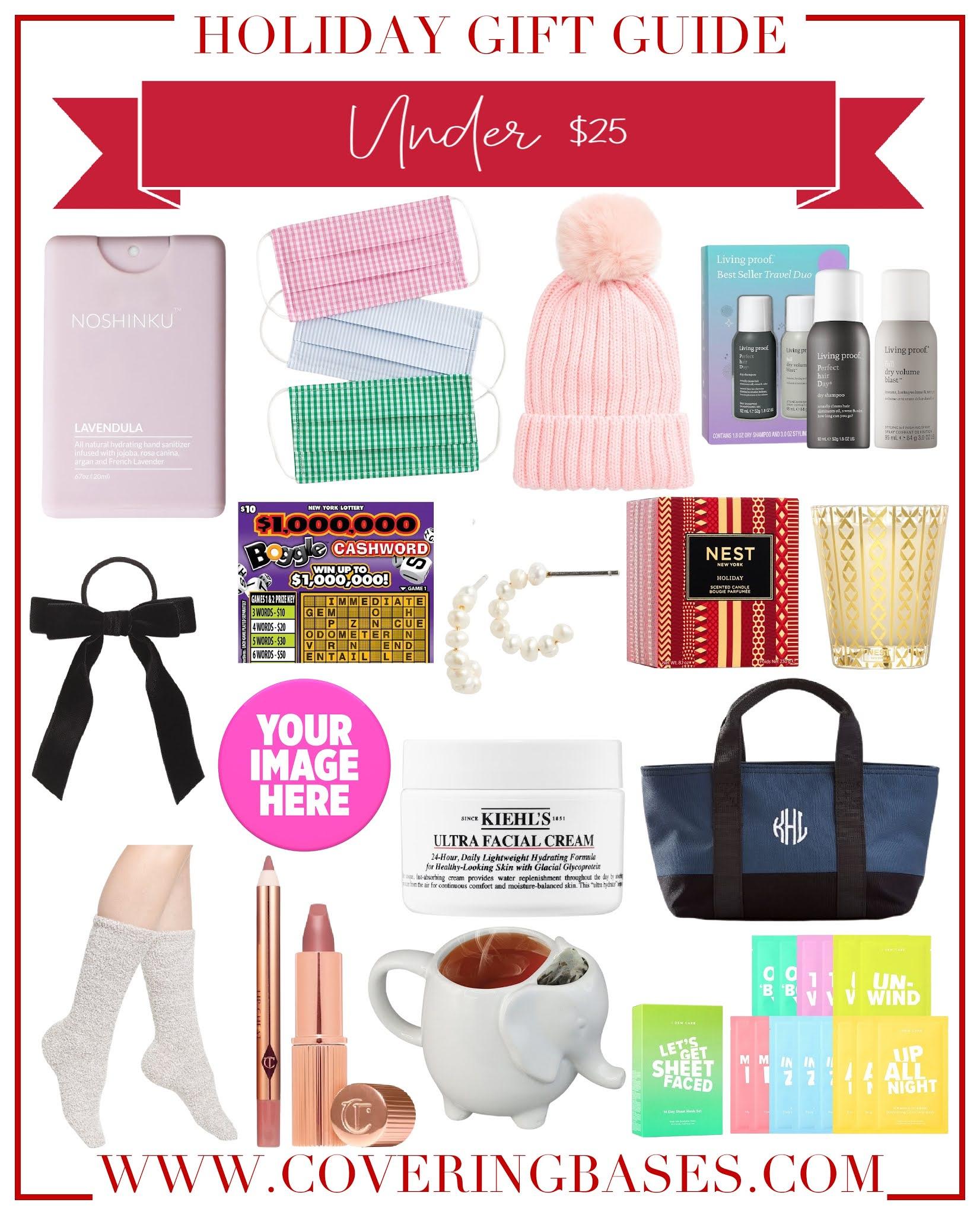 White Elephant: Under $25 Gift Guide