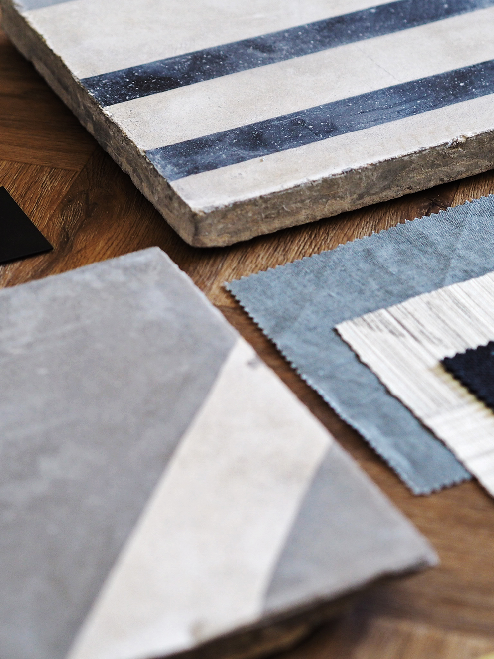 French For Pineapple Blog - Maitland & Poate Antinque Tiles - Monochrom Tiles