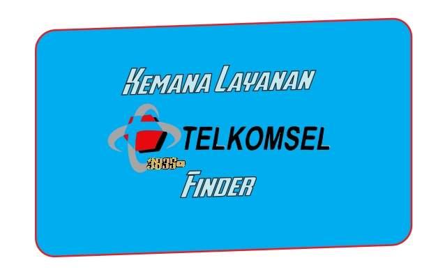 Telkomsel Finder