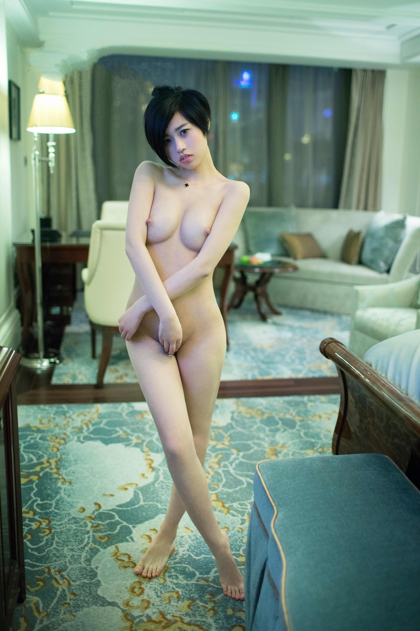 Lina Nude Chinese Girl Uncensored uHD 推女郎 TuiGirl No.059 ...