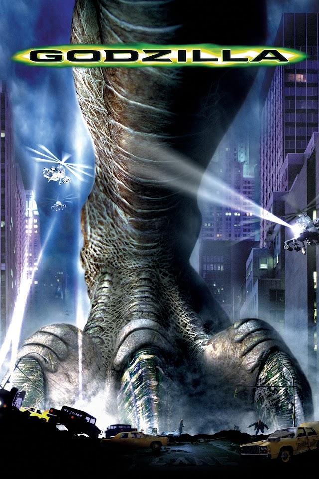 Godzilla 1998 4K Remastered x264 720p Esub BluRay Dual Audio English Hindi THE GOPI SAHI
