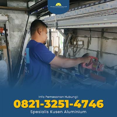 Jasa Pembuatan Jendela Aluminium di Batu Malang