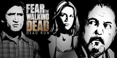 Download Game Android Gratis Fear The Walking Dead: Dead Run apk + obb