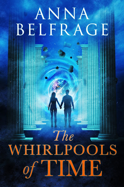 [Blog Tour] 'The Whirlpools of Time' By Anna Belfrage #HistoricalFiction #TimeTravel