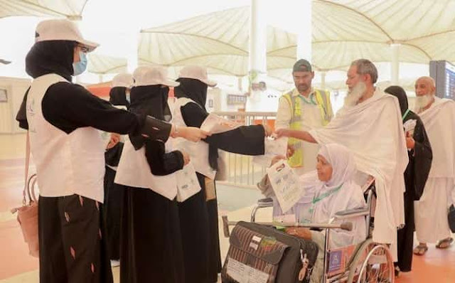 Saudi Arabia is offering 1 Million SIM cards with free internet to Hajj pilgrims