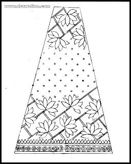 lehenga drawing easy/bridal lehenga drawing/lehenga drawing images