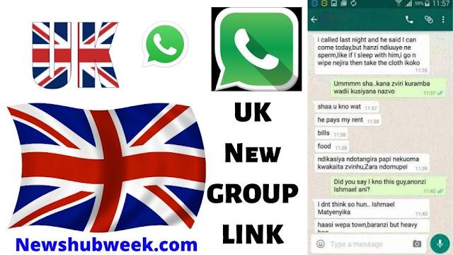 Join 1001+ UK Whatsapp group link 2020
