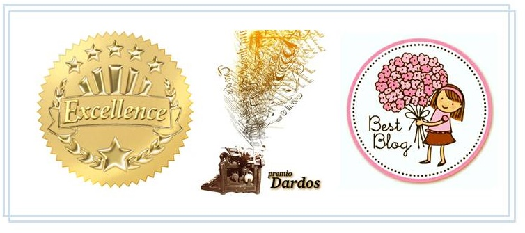 OnlyNess premio excellence dardos y best blog