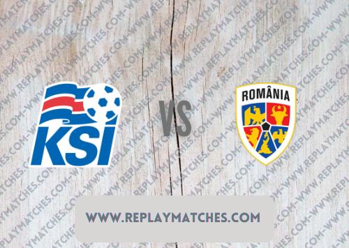 Iceland vs Romania -Highlights 02 September 2021