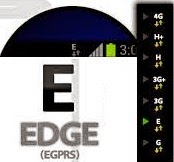 Enhanced GPRS