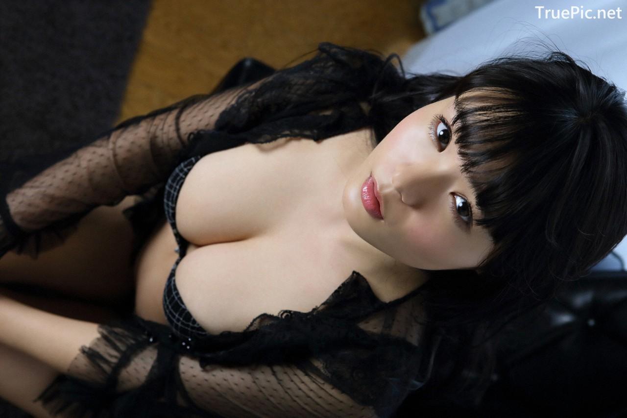 Image Japanese Gravure Idol - Mizuki Hoshina - Dream Goddess Of Many Boys - TruePic.net - Picture-1