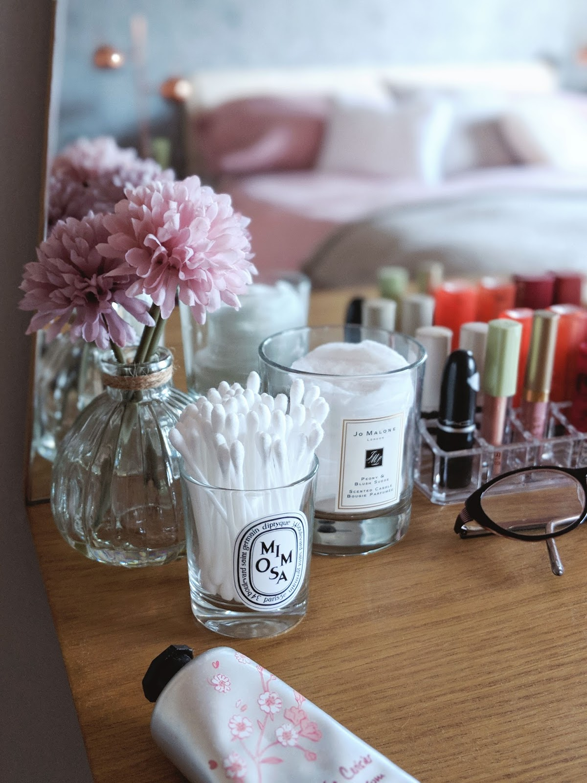 Recycling Diptyque Candle Jars