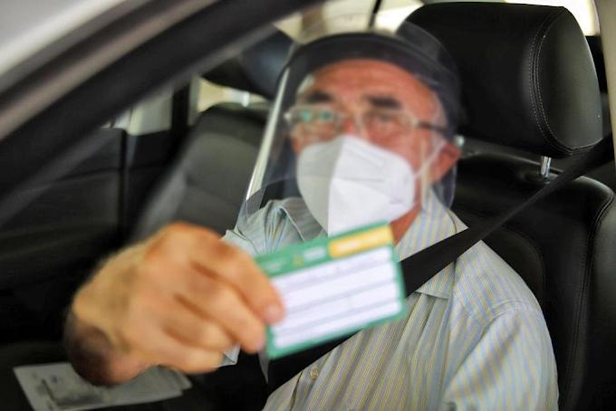 Com chegada de vacinas, número de idosos internados por causa da Covid-19 cai na Paraíba