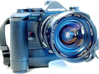 Olympus OM-2SP, Sigma Zoom-Gamma 21-35mm F3.5~4