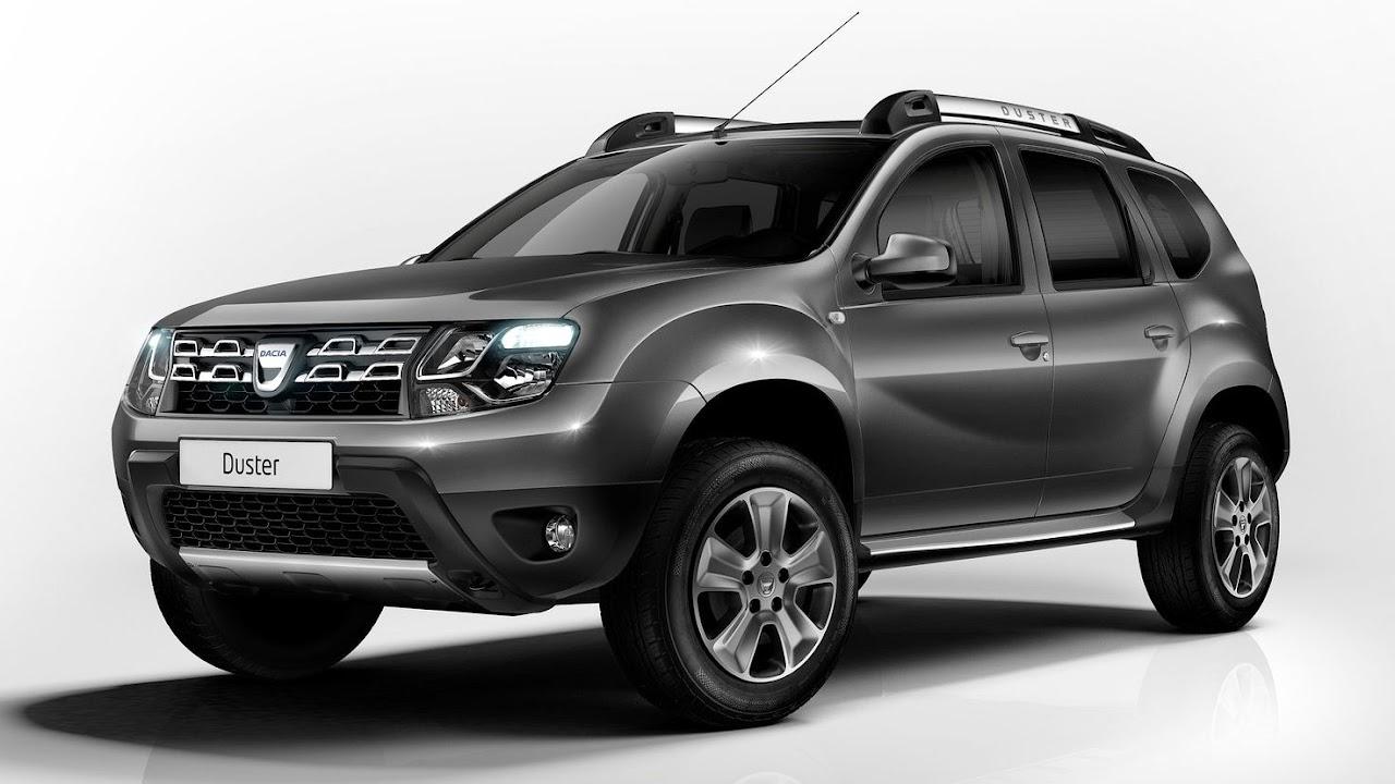 2014 Dacia Duster makyajlandı