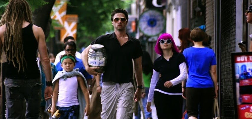 Zach Braff e Kate Hudson no segundo trailer da comédia Wish I Was Here