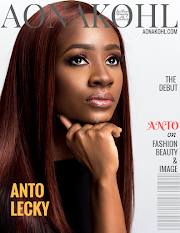 ANTO LECKY- on fashion, beauty and image