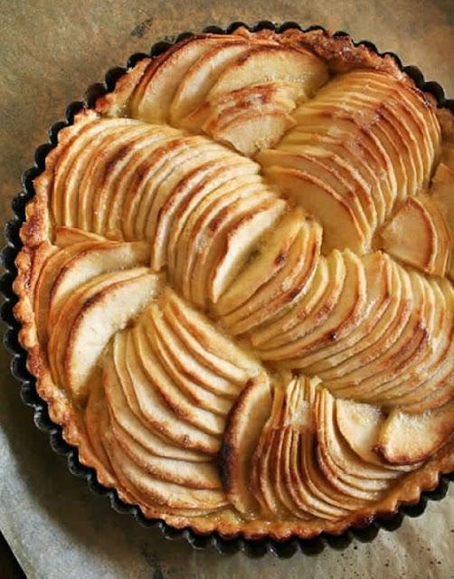 Weight Watchers Apple Cinnamon Tart