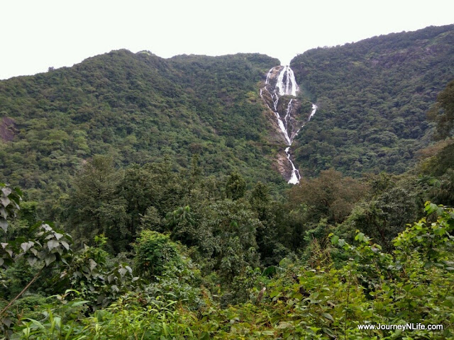 Dudhsagar Waterfalls Trek - One of India's Tallest Waterfalls