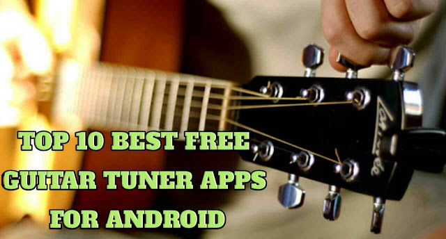 Top 10 Best Free Guitar apps for android phone