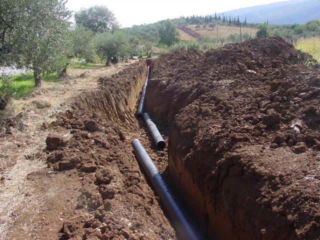 1.450.000 ευρώ για αρδευτικά έργα στην Μαραθιά του πρώην Δήμου Ασίνης στην Αργολίδα