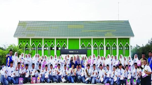 Ketahuilah, Sekolah Ini Ada di 23 Daerah, Didirikan BJ Habibie