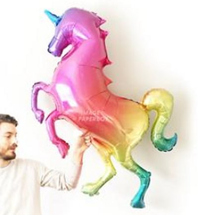 Unicorn Balloon - Jumbo Balloon