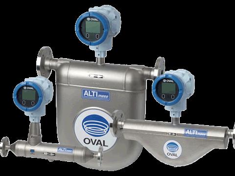 Oval- ALTImass Coriolis Mass Flow Meter for ultra micro flow measurement
