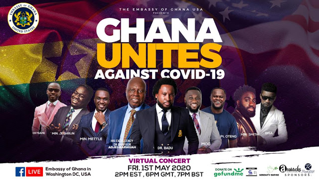 Sonnie Badu To Headline Virtual Concert To Support Fight Against COVID-19 Scare