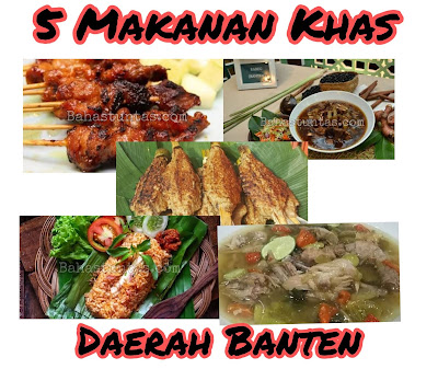Makanan Khas Provinsi Banten