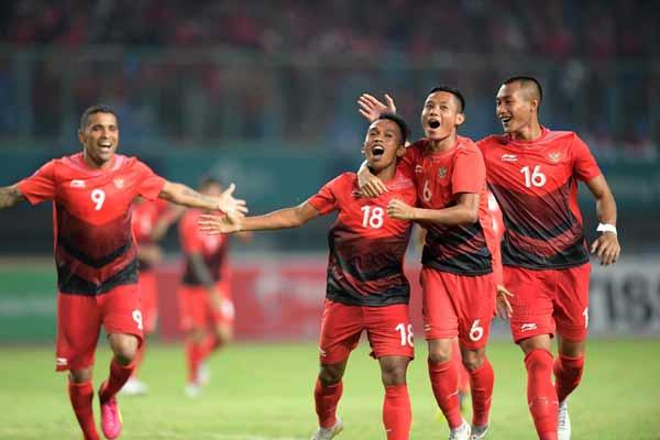 Kalahkan Hongkong, Timnas U-23 Indonesia Juara Grup A dan Lolos ke Babak 16 Besar