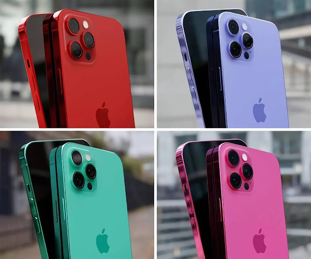 iphone 13 colors (iPhone 13 wins by colors)