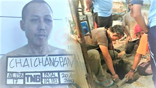 Napi WN China, Cai Changpan Yang Kabur Dari LP Tangerang Ditemukan Meninggal Dunia