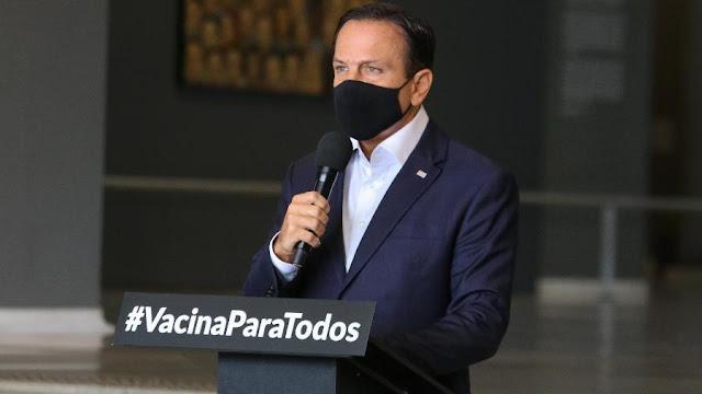 Governo Doria ameaça prefeitos que desrespeitarem Plano São Paulo