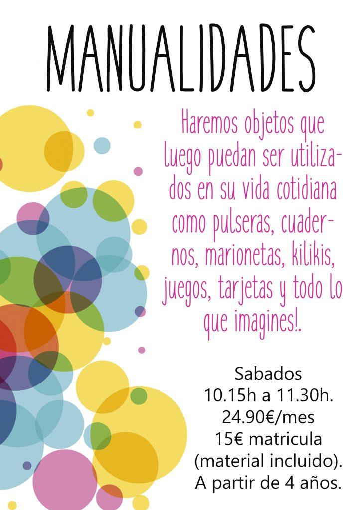Talleres creativos con MasmarcoAgenda Pamplona niños