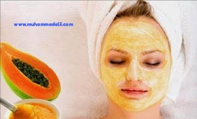 Cara Mencerahkan Wajah Menggunakan Masker Wajah Alami