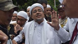 Bisakah Rizieq Shihab panggil Komnas HAM ke Arab Saudi atau Eropa?