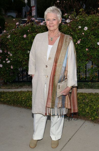 Dame Judi Dench. Image: Brit Week