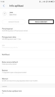 Paksa Berhenti Jam Advan I5C Plus ~ Fikrisaurus