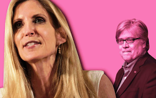 Ann Coulter Might Dump Her 'Emperor God' Trump Over Bannon