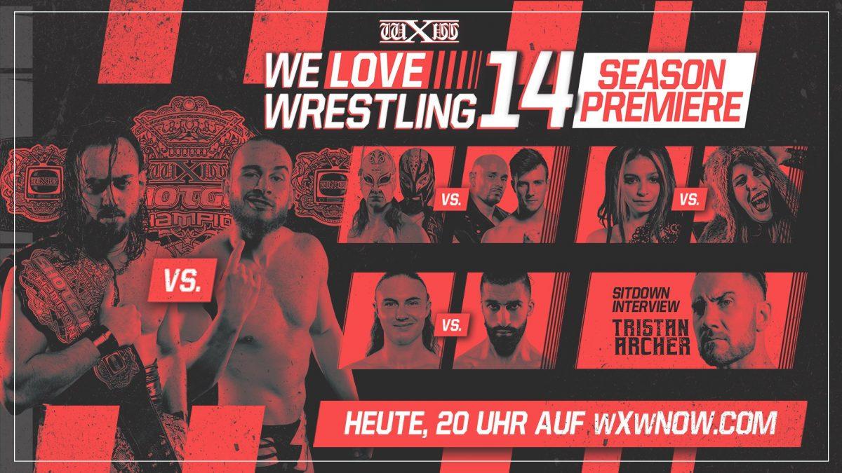 Cobertura: wXw We Love Wrestling (04/06/2021) – Champion vs. Champion!