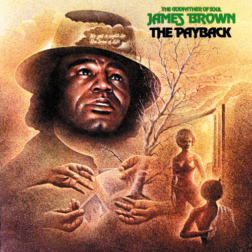 "Mood du jour : ""Stoned To The Bone"" James Brown."