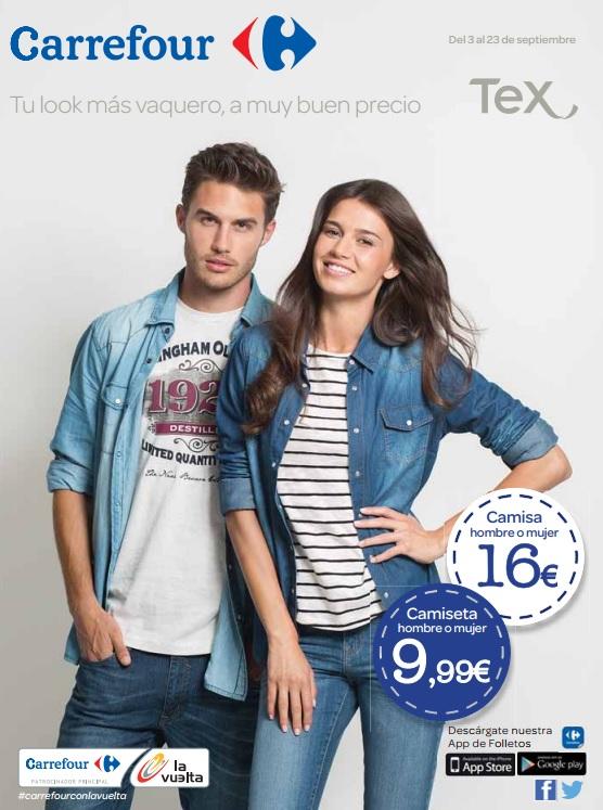 Carrefour catalogo cat logo carrefour ropa septiembre 2014 - Ropa tex carrefour catalogo ...