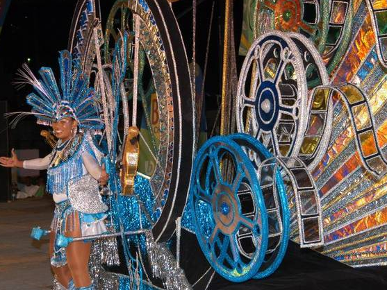 St.Lucia Carnival 2012 - Mas Action Pulls Out VIDEO