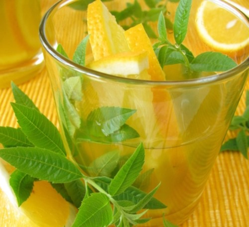 Method of action of lemon-sage syrup