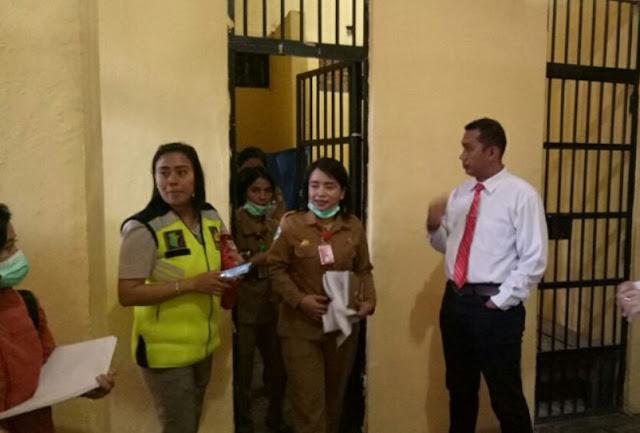 Satu Tahanannya Terjangkit DBD, Polres Tana Toraja Segera Lakukan Fogging