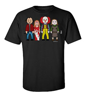 Stephen Kings Creations Cult Movie T Shirt, Stephen King Merchandise, Stephen King Store
